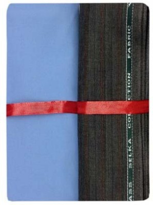 HI CHOICE Polyester Solid Trouser Fabric