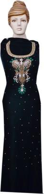 KIMAYA CREATION Velvet Embroidered Kurta Fabric