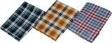 Jhon Diego Cotton Linen Blend Checkered ...
