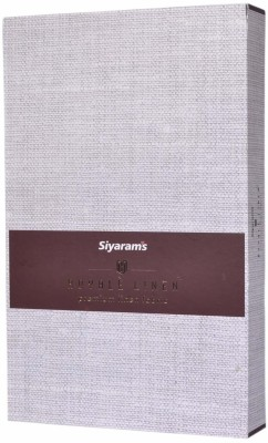 Royale Linen By Siyarams Linen Solid Shirt & Trouser Fabric(Un-stitched)