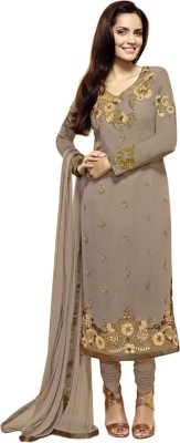 Belletouch Georgette Embroidered Salwar Suit Dupatta Material