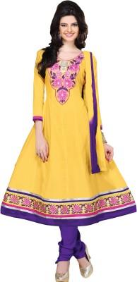 Riti Riwaz Cotton Self Design Salwar Suit Dupatta Material