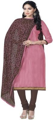 Manjaree Cotton Silk Blend Printed Salwar Suit Dupatta Material