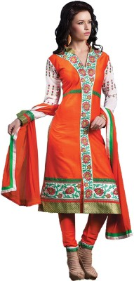 King Sales Cotton Embroidered Dress/Top Material