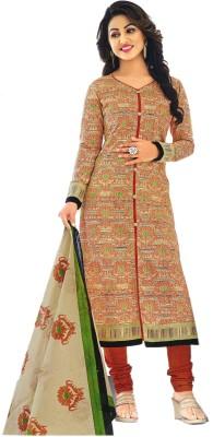 SGC Cotton Printed Salwar Suit Dupatta Material