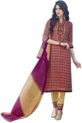 Suit 4 Cotton Printed Salwar Suit Material