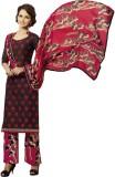 Sanchey Chanderi Printed Salwar Suit Dup...