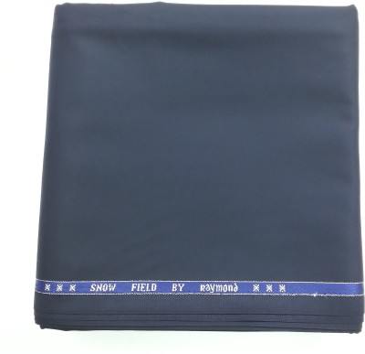 Raymond Home Polyester, Viscose Solid Shirt Fabric