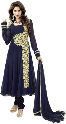 Arav Fashion Embroidered Kurti & Salwar
