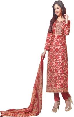Sisamor Cotton Printed Salwar Suit Dupatta Material