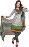 Kavya Shopping Crepe Printed Salwar Suit...