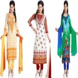 Z Hot Fashion Cotton Printed Salwar Suit...