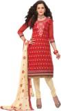 BanoRani Jacquard Embroidered Dress/Top ...
