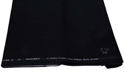 Graviera Polyester, Viscose Striped Shirt Fabric