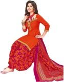 Women Shoppee Cotton Self Design Salwar ...