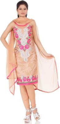 Chhabra 555 Silk Self Design Salwar Suit Dupatta Material