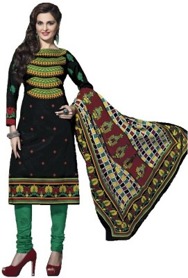 Shree Durga Cotton Printed Salwar Suit Dupatta Material