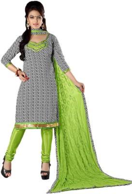 Geila Cotton Printed Salwar Suit Dupatta Material