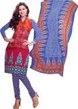 RiaFashion Cotton Printed Salwar Suit Du...