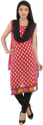 Dupatta Bazaar Chiffon Embroidered Salwar Suit Dupatta Material