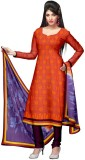 Glitters Chiffon Embroidered Salwar Suit...