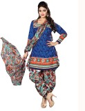 Kanheyas Cotton Printed Salwar Suit Dupa...