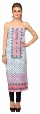 Chippa Studio Cotton, Jacquard Printed Dress/Top Material