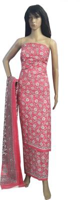 Rajasthali Cotton Printed Salwar Suit Dupatta Material