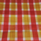 Jhon Diego Cotton Polyester Blend Checke...