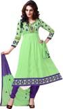 Livaaz Georgette Self Design Salwar Suit...