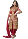 Juvila Georgette Embroidered Salwar Suit...