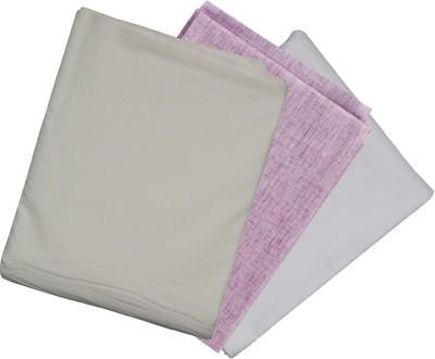 Cladien (Since 1958) Cotton Linen Blend Solid Shirt Fabric