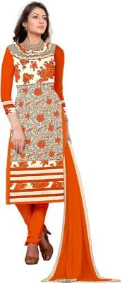 Parisha Net Embroidered Salwar Suit Dupatta Material