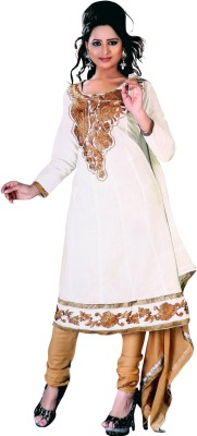 FB99 Cotton Embroidered Dress/Top Material