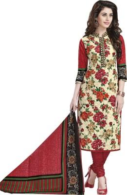 Beautara Jacquard, Cotton Printed Salwar Suit Dupatta Material