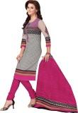 Aarvi Cotton Printed Dress/Top Material ...