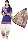 Shree Durga Cotton Floral Print Salwar S...