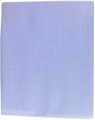 Siddharth Cotton Polyester Blend Checkered Shirt Fabric