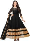 Shreya2001 Net Embroidered Salwar Suit D...