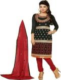 JB Cotton Printed Salwar Suit Dupatta Ma...