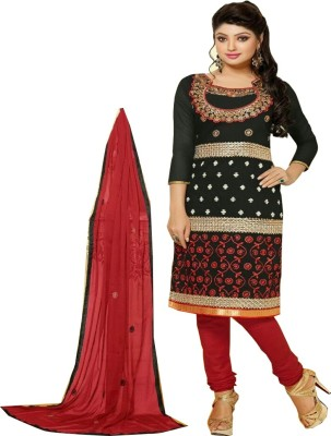JB Cotton Printed Salwar Suit Dupatta Material