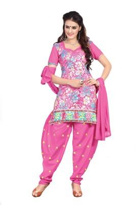 Vaani Brasso Self Design Salwar Suit Dupatta Material