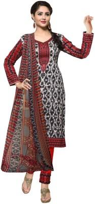 Parisha Cotton Printed Salwar Suit Dupatta Material