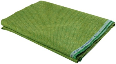 Boalamo Linen Self Design Multi-purpose Fabric(Un-stitched)