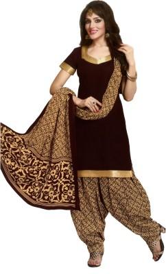 Pari Fashion Patiyala Special Cotton Printed Salwar Suit Dupatta Material