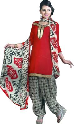 Bombay Fashion Cotton Striped Salwar Suit Dupatta Material