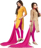 Kashish Lifestyle Cotton Self Design Sal...