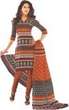Tishya Cotton Printed Salwar Suit Dupatt...