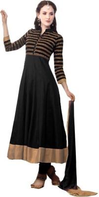 Javuli Georgette Embroidered Salwar Suit Dupatta Material