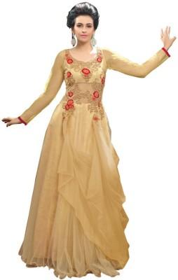 Shree Vardhman Brasso Applique Dress/Top Material
